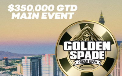 Poker tournaments : GSPO 2018 Poker Open